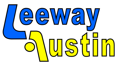 Leeway Austin IT Support & Consulting Logo Banner
